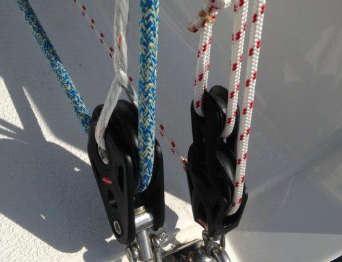Lancelin Ropes: bestes Fall- und Schotmaterial