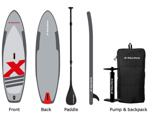 X-Yachts designed Stand Up Paddle