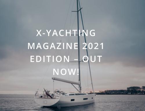 X-Yachting Hausmagazin
