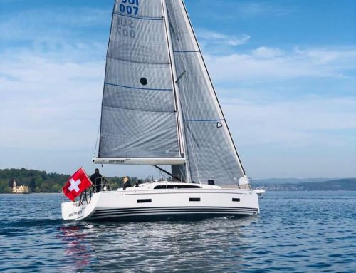 X-Yachts X4° am Bodensee
