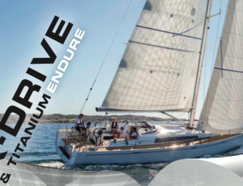 UK-Sailmakers TITANIUM ENDURE